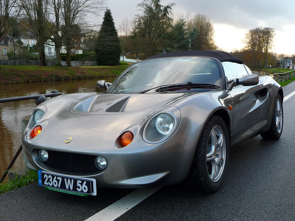 Lotus Elise S1 20th Anniversary 1995-2015 Lotus-elise-s1-22