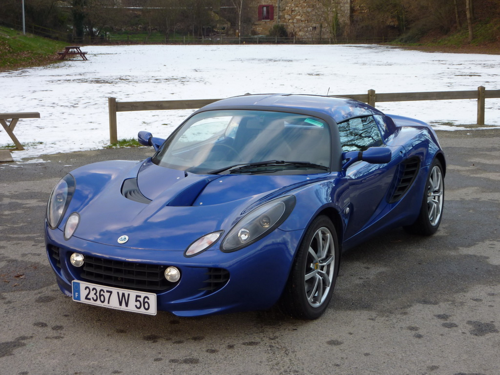 lotus elise 111s s2 occasion magnetic blue annonce vente vid o elise british. Black Bedroom Furniture Sets. Home Design Ideas