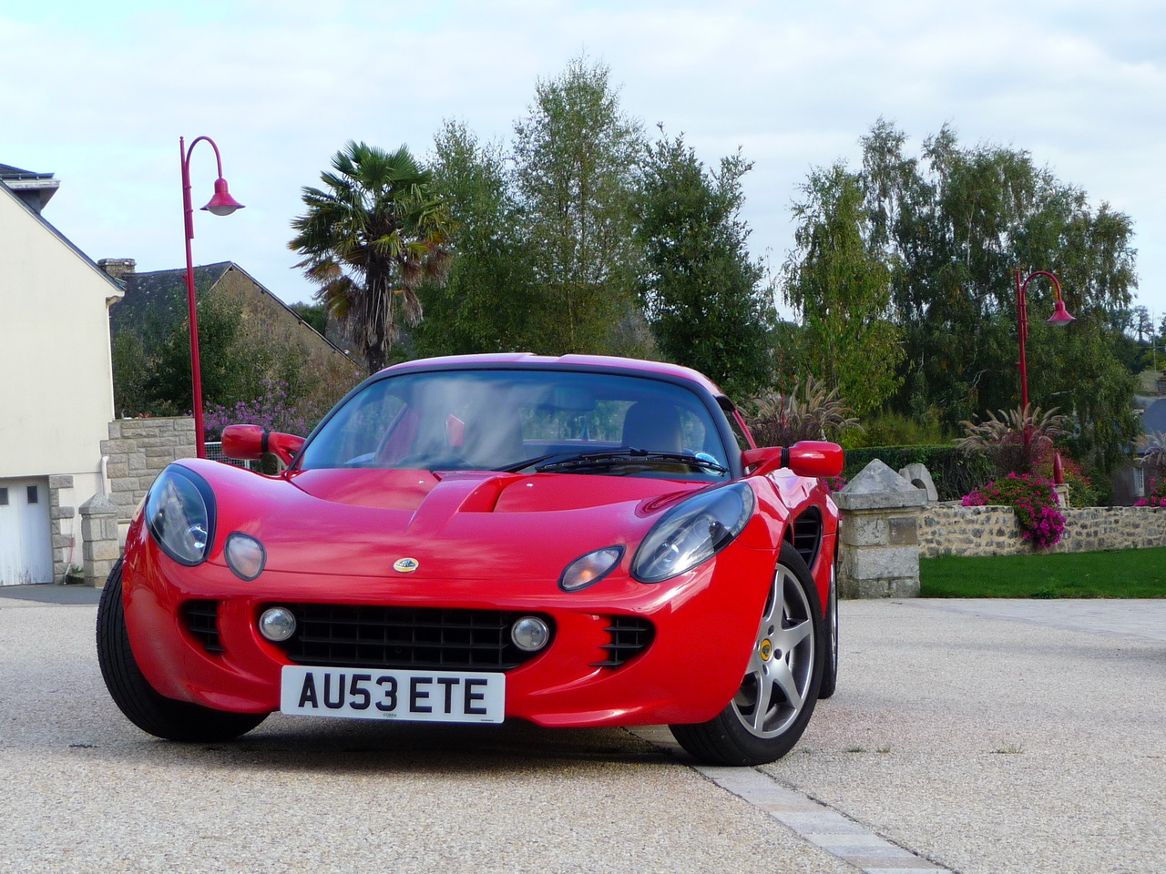 lotus elise s2 occasion ardent red 120 cv