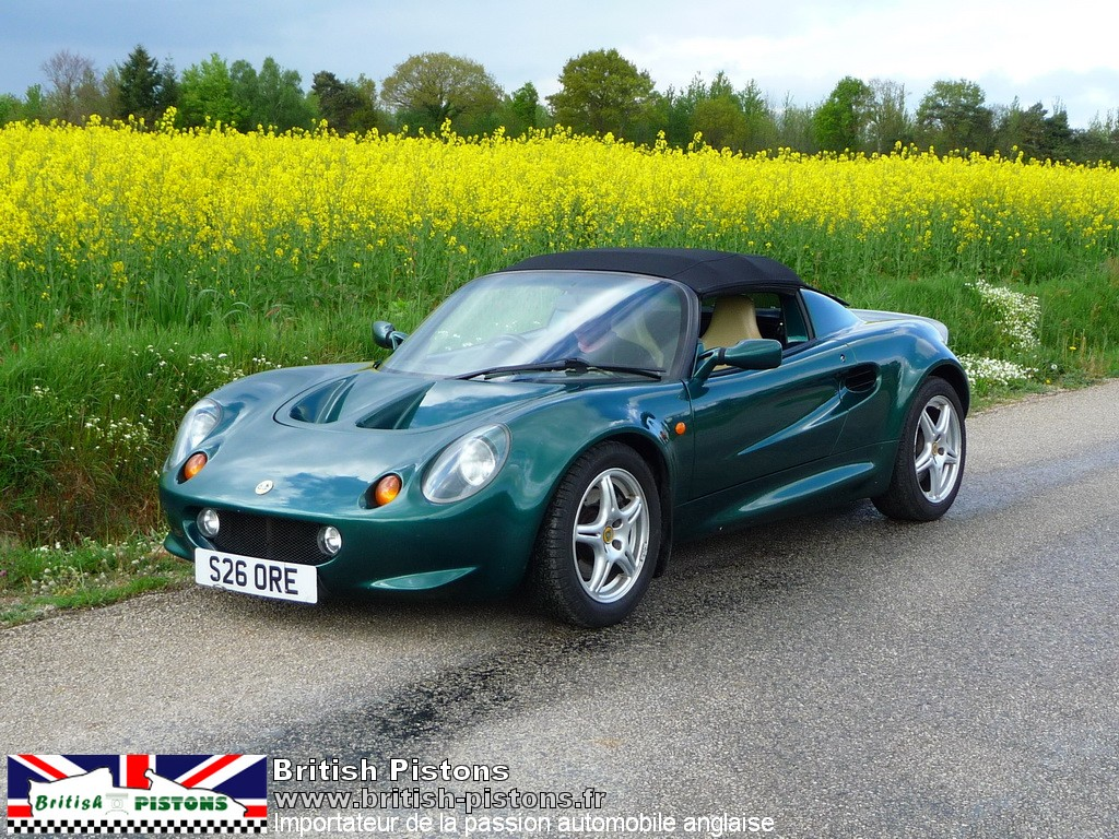 lotus exige s1 lotus racing green sexy girl and car photos. Black Bedroom Furniture Sets. Home Design Ideas