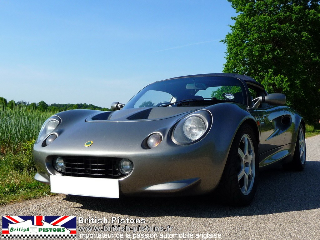 2000 lotus elise 111s related infomation specifications. Black Bedroom Furniture Sets. Home Design Ideas