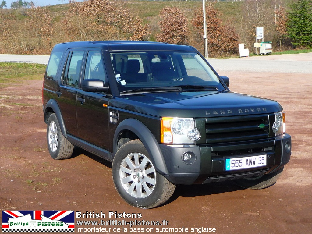land rover discovery occasion tdv6 hse annonce vente land rover british. Black Bedroom Furniture Sets. Home Design Ideas