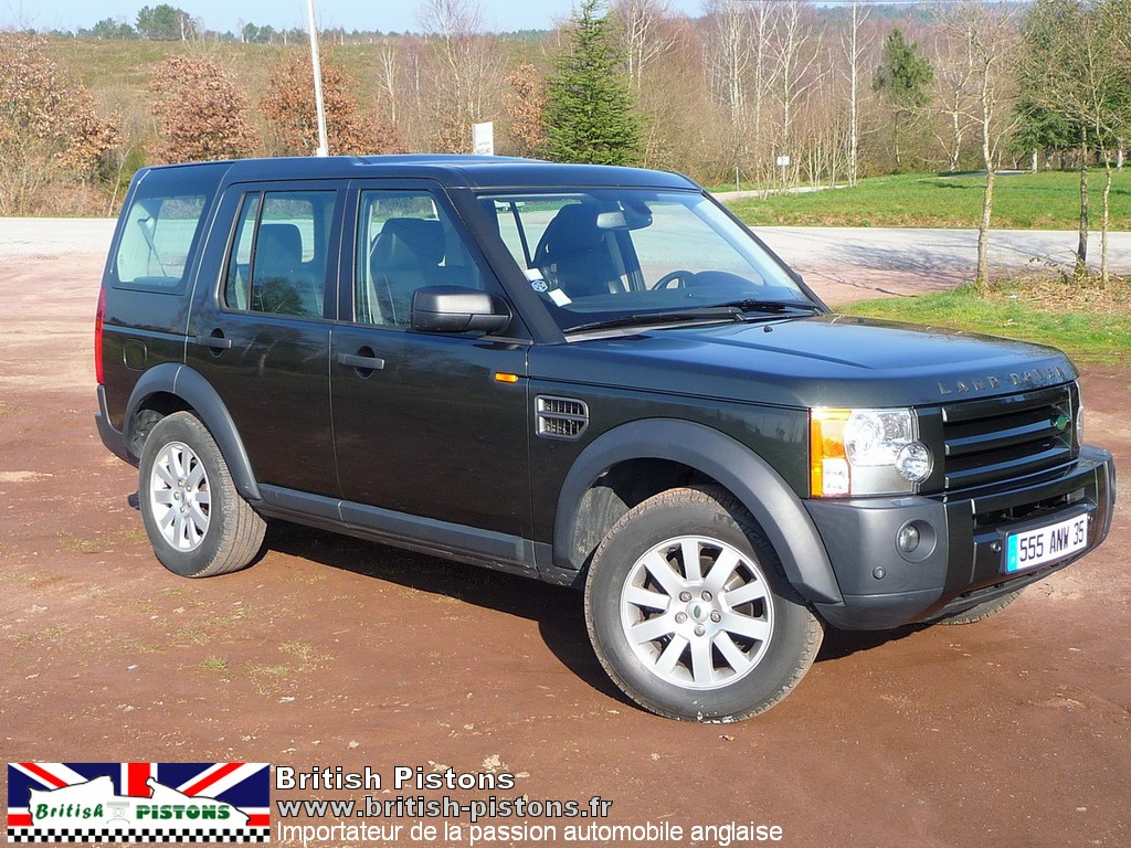 land rover discovery occasion tdv6 hse annonce vente. Black Bedroom Furniture Sets. Home Design Ideas
