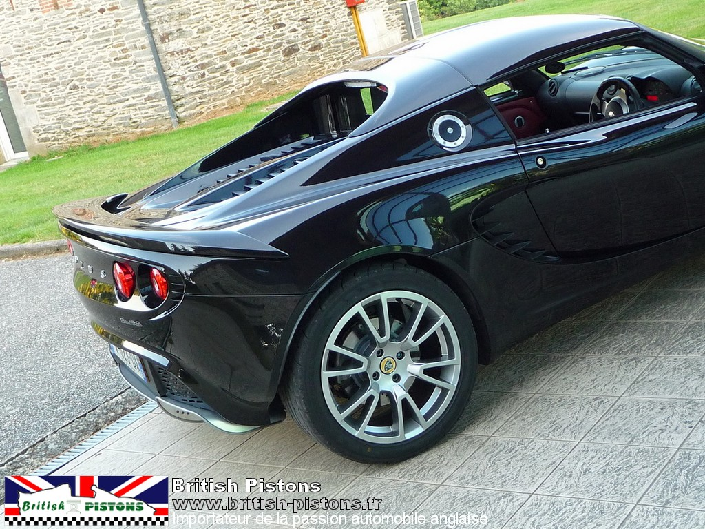 lotus elise sc occasion super charged annonce vente. Black Bedroom Furniture Sets. Home Design Ideas