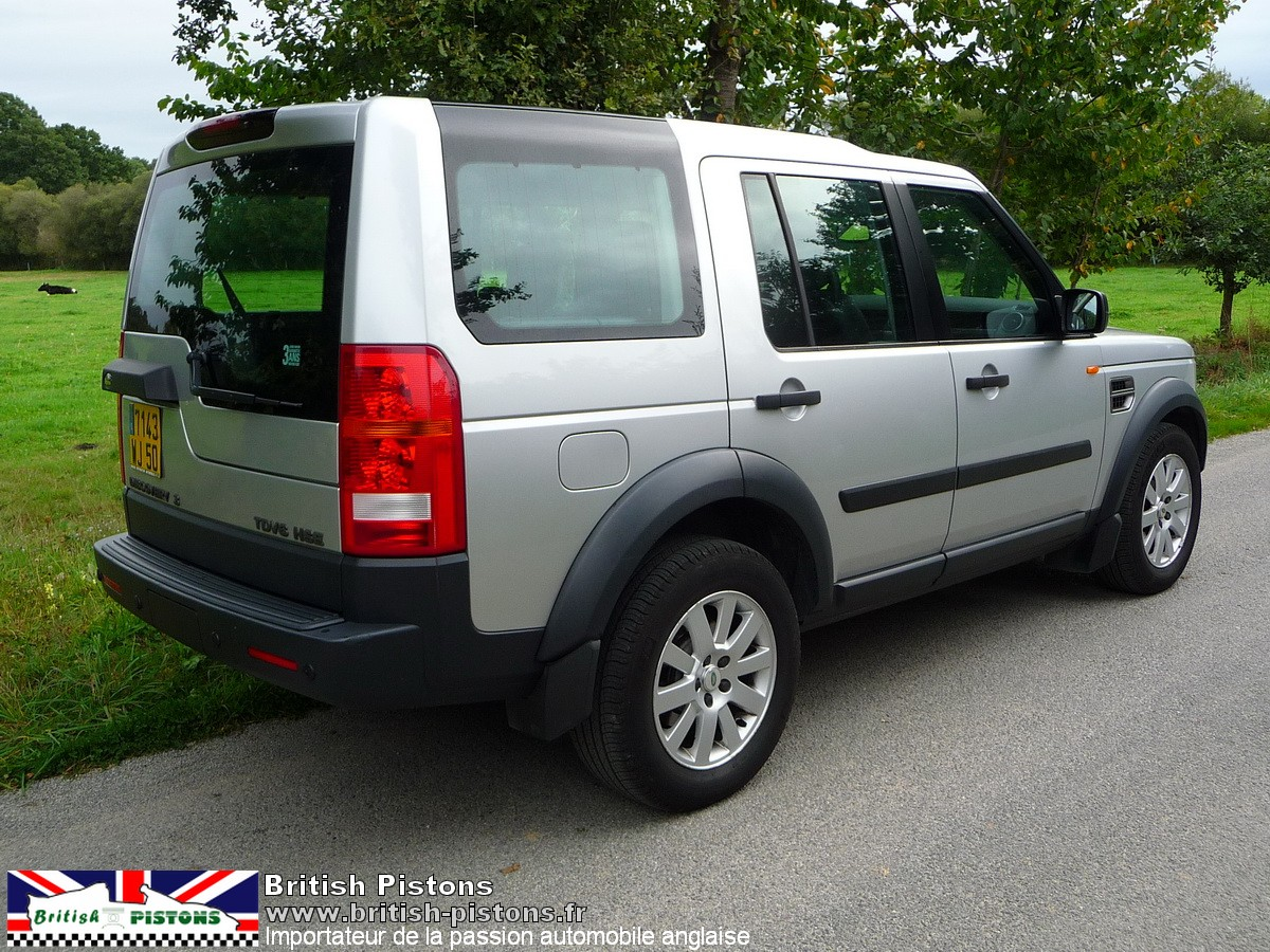 land rover discovery 3 occasion tdv6 hse seven annonce. Black Bedroom Furniture Sets. Home Design Ideas