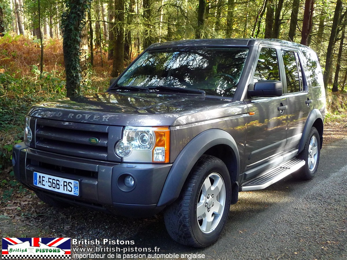 land rover discovery 3 occasion tdv6 se seven annonce. Black Bedroom Furniture Sets. Home Design Ideas