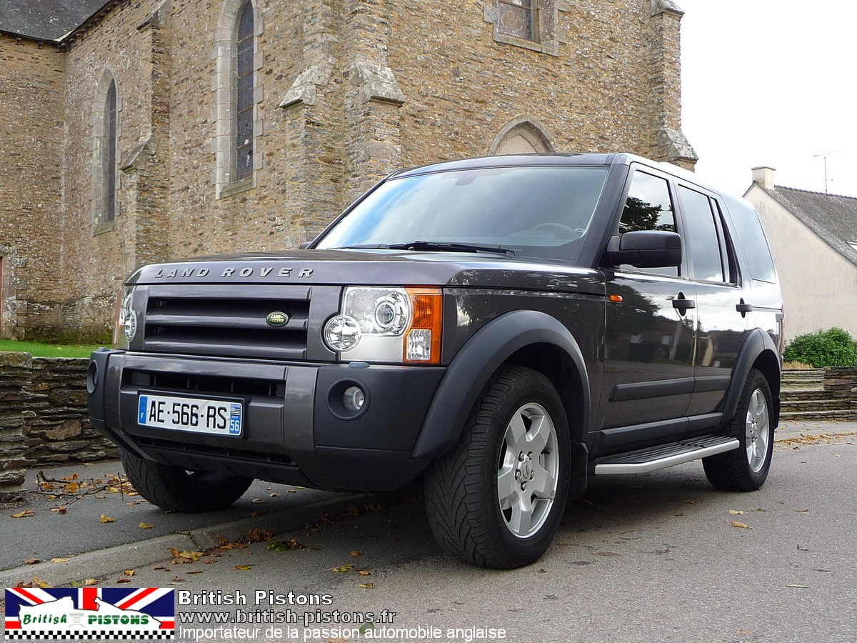land rover discovery 3 occasion tdv6 se seven annonce vente land rover british. Black Bedroom Furniture Sets. Home Design Ideas