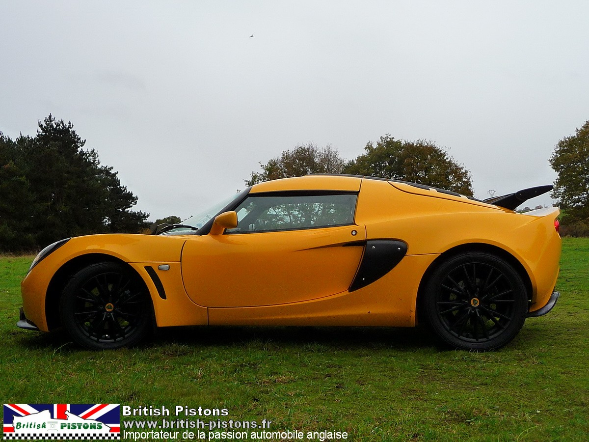 lotus exige occasion s2 192 cv pack touring