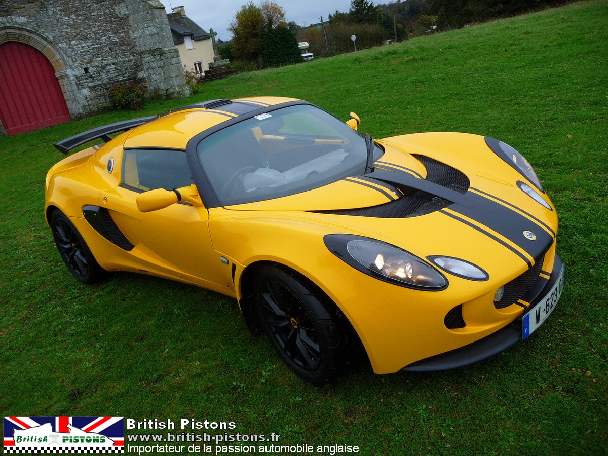 lotus exige occasion s2 192 cv pack touring annonce vente exige british. Black Bedroom Furniture Sets. Home Design Ideas