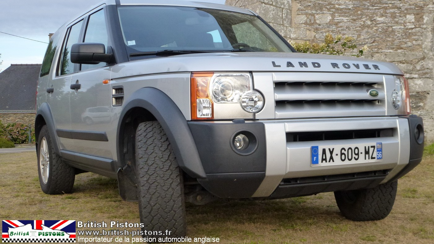 land rover discovery occasion tdv6 se annonce vente land rover british. Black Bedroom Furniture Sets. Home Design Ideas