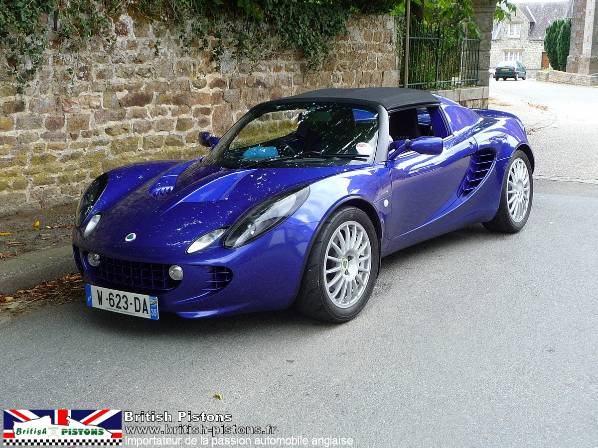 lotus elise s2 sport 135 r annonce vente elise british annonces lotus elise. Black Bedroom Furniture Sets. Home Design Ideas