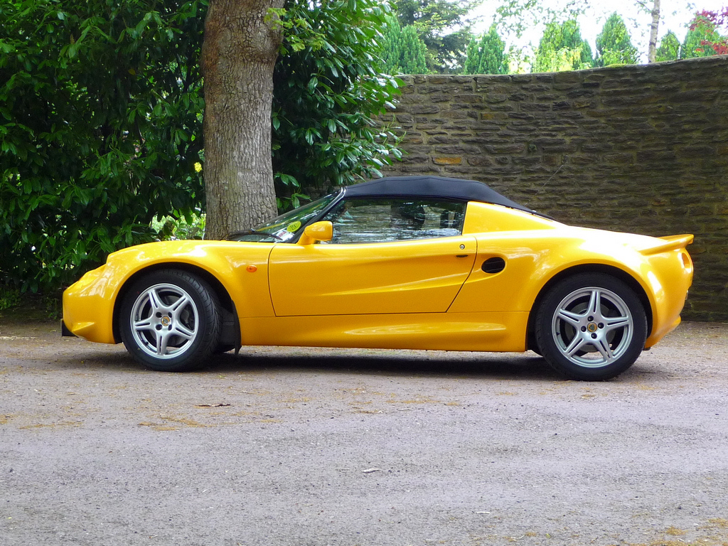 norfolk yellow british annonces lotus elise lotus exige occasions triumph mg tvr. Black Bedroom Furniture Sets. Home Design Ideas
