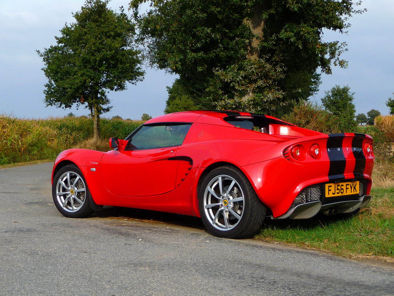 annonce vente occasion lotus elise s2 111r ardent red video elise british. Black Bedroom Furniture Sets. Home Design Ideas
