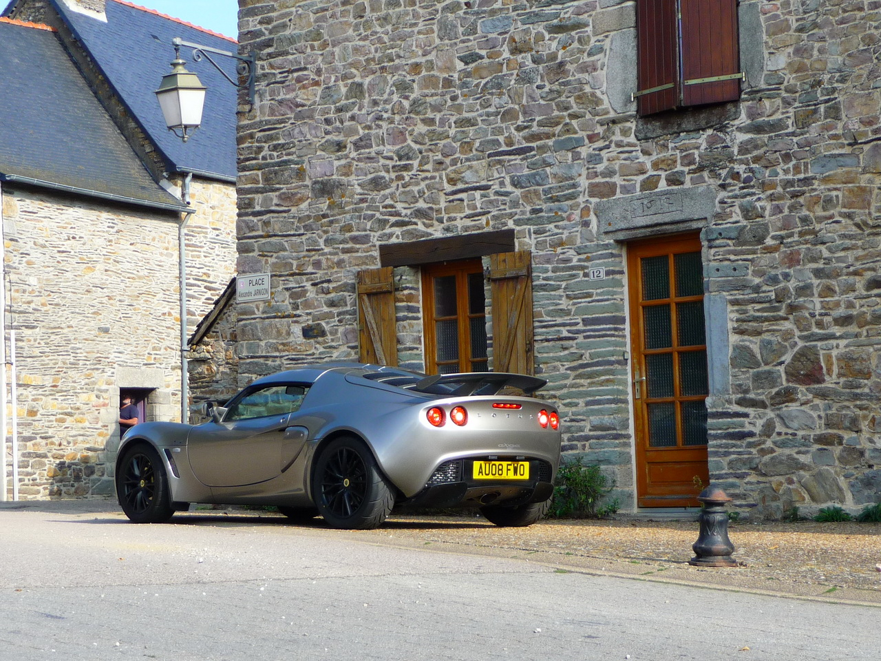 lotus exige s 240 occasion performance pack - annonce vente