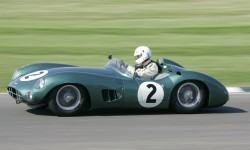 Goodwood Revival 2008 - Aston Martin DBR1 - Freddie March Trophy